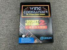 Wing Commander: The Secret Missions 2 (IBM PC/DOS, 1991)   Origin