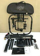 DJI Ronin-MX 3-Axis Gimbal Stabilizer RM-10 + Grip Carry Case + Thumb Controller