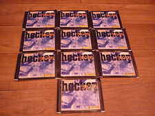 1998-99 Panini NHL Hockey Stickers (10 packs)