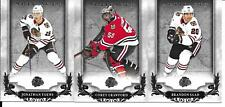 18-19 UD Artifacts Chicago Blackhawks Team Set Toews Crawford