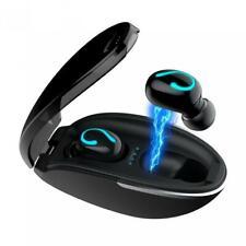Tws Bluetooth Headphones Wireless Earbuds Earphones True Wireless Stereo w Mic