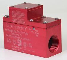 "Firefighter Gas Safety Valve 1"" Horizontal w/ Bracket AGV-100 Kit"