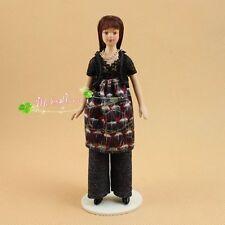 1:12 dollhouse miniature-doll  crafts woman 71006