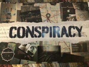 The Deadbolt Mystery Society - CONSPIRACY
