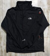 The North Face GoreTex XCR Summit Series Black Jacket Double Zip Ski XXL