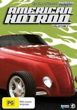 American Hot Rod : Collection 3 (DVD, 2008, 4-Disc Set) Region 4