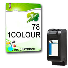 1 Colour Non-OEM Ink for Photosmart 1000 1115 1215 1218 1315 2100 Replace 78