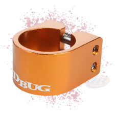 JD Bug Sreet Pro Double Collar Clamp - Orange