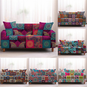 Sofa Covers Living Room Stretch Non-slip Couch Cover Washable Elastic Slipcovers