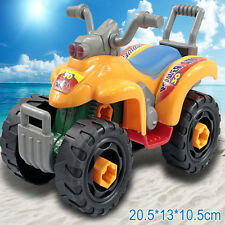 Beach Motorcycle Assembly Baby Children Kids Outdoor Educational DIY Toys Gifts