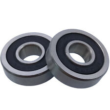 US Stock 2pc 16100-2RS Bike Bicycle Rubber Sealed Ball Bearing 10mm x 28mm x 8mm