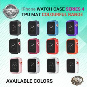 Apple Watch Series 4 Full Protective Case Screen Protector MATT iWatch 40/44mm