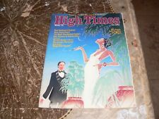 High Times Winter '75 Issue #3