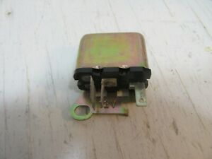 NORS NIEHOFF DR-168H 1969-1973 Buick Riviera GS Skylark Horn Relay (GM 11158790)