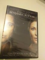 dvd    Bénjamin button con brad pitt (nuevo   precintado)