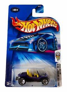 Hot Wheels  Meyers Manx - 2003 First Editions - Combined Postage Available
