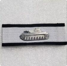 A Black Grade Tank Destruction Badge, German Order medal Pin Patch Replica
