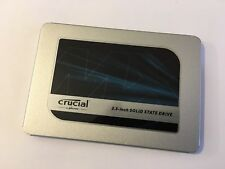 Crucial 500GB MX500 2.5 Solid State Drive SSD BARELY USED