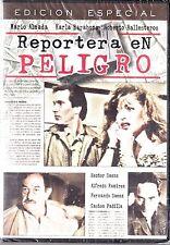 Reportera en PELIGRO espanol COLOR 125 minutes  DVD