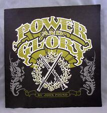 1980 Power and Glory - John Pound Portfolio - Limited Edition Prints - Signed