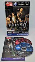 Biohazard 0 Resident Evil Zero Video Game for Nintendo Gamecube NTSC-J Japanese