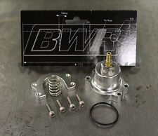 Blackworks Racing Adjustable Fuel Pressure Regulator for  Honda Acura Silver