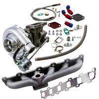 BOLT-ON 350HP TURBO FULL KIT FOR Nissan Safari Patrol 4.2L TD42 GU GQ Y60/Y61