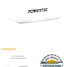 Powertec 70005 Dust Filter Bag For Wall Mount Dust Collectors 3 Micron