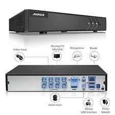 ANNKE 8CH 1080P Lite 1080N HD TVI H.264+ DVR for CCTV Security Camera System