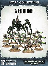 Warhammer Start Collecting! - Necrons BNIB