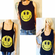 Cotton Graphic Sleeveless T-Shirts for Men with Multipack