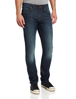 Genuine LEVIS 510 Skinny Fit Stretch Mens Jeans LEVI Dark Blue Midnight