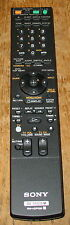 SONY RM-ADP028 AV SYSTEM REMOTE CONTROL for DAV-IS50 HDX575WC HDX578W HDX675
