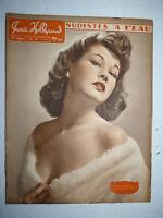 Très ancienne revue de charme PARIS HOLLYWOOD N°42