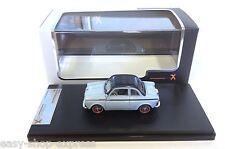 Fiat 500 NSU Weinsberg 1961 BLEUE 1:43 PREMIUM X IXO VOITURE RESINE PR0020