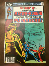 WHAT IF #16 Shang-Chi (1979) CLASSIC BRONZE AGE!!