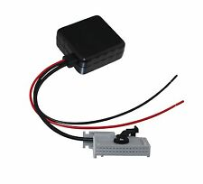 NY Shipping RNS-E Navigation Bluetooth Aux Input Adaptor 32-Pin Filter For A4 A6