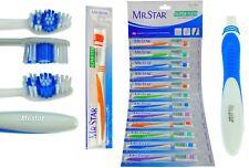 60 X Job Lot BULK Buy Wholesale Quality Adult Toothbrush Toothbrushes