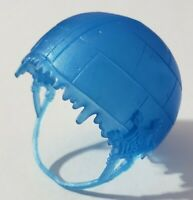 MONSTER HIGH DOLL ACCESSORIES ROLLER MAZE ABBEY BOMINABLE BLUE HELMET ONLY
