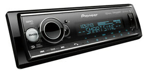 Pioneer MVH-S720BHS 1 DIN MP3 Media Player Bluetooth AUX USB HD Radio SiriusXM