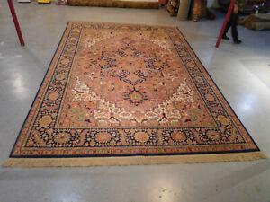 heriz rug Karastan superb rug lovely carpet 10x14  gently used 726