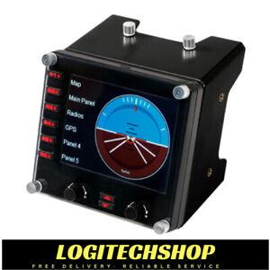 Logitech G Flight Simulator Instrument Panel (Free Postage)