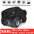 Waterproof ATV Cover Portector Dust Resistant Snow Protection Storage 190T K3Z0