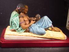 1995 Blackshear Ebony Visions The Family Mother Father & Baby Ltd Ed Box & Coa