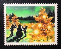 Canada #1924 MNH, Christmas Lights Stamp 2001