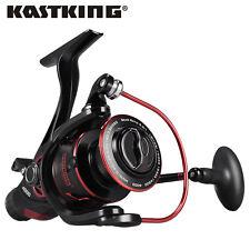 KastKing Sharky Baitfeeder III 6000 Spinning Reels for Live Liner Bait Fishing