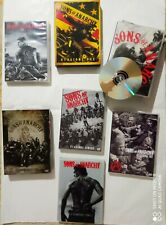 SONS OF ANARCHY SERIE COMPLETA DVD (7 STAGIONI, 30 DVD TOTALI)
