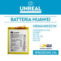 Batteria Huawei HB366481ECW per P9 / P8 lite 2017 / P10 lite / P20 lite