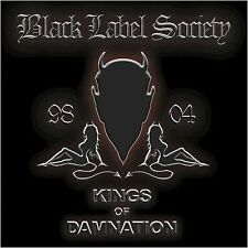BLACK LABEL SOCIETY - Kings Of Damnation ´98-´04 CD