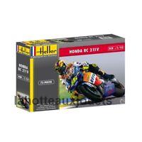 HELLER Maquette moto honda RC 211V  80910